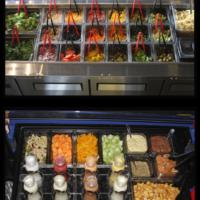 Salad Bar Selections