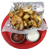 5. Sidewinder Fries